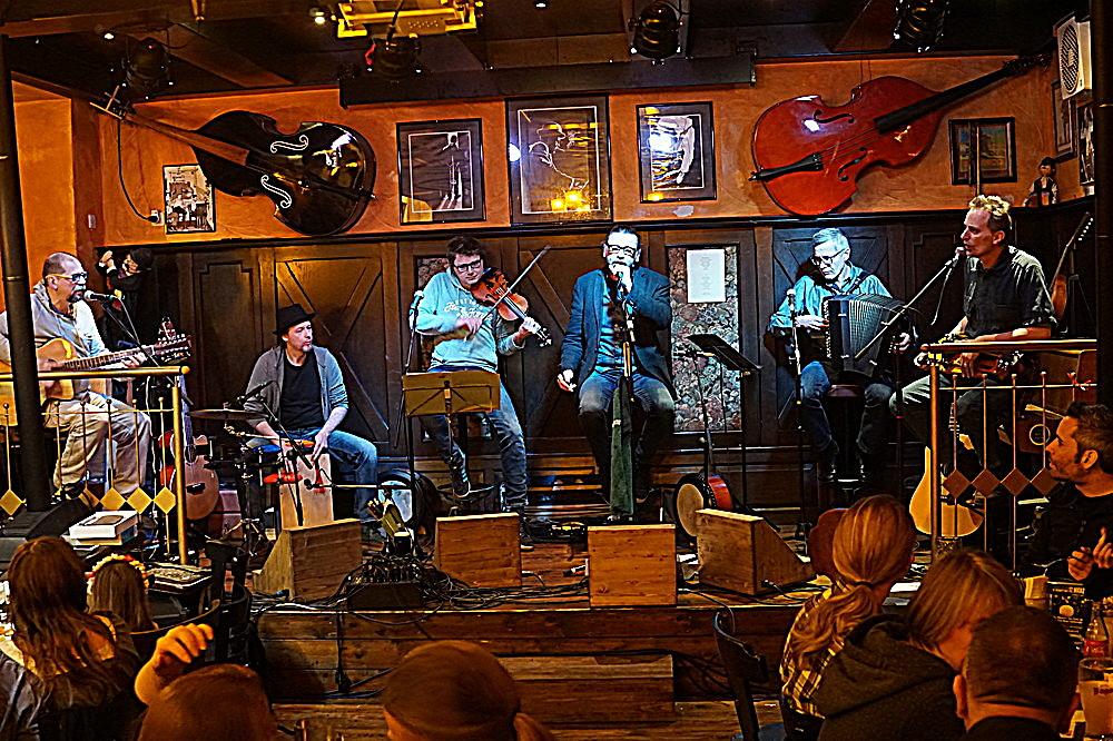 2018 03 09 Spezielle Pubfolk-Konzert/Taverne mit BOXTY aus Graz (Foto)