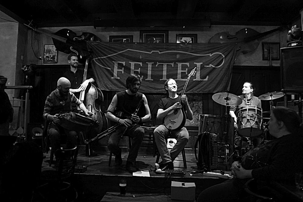 2019 01 26 Feitel - Große Spielleute FolkRock-Taverne / Auf ein Neues
