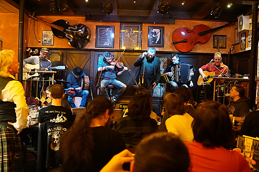 2019 03 02 BOXTY - Irish-Pubfolk Tavernen-Konzert