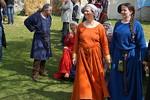 Bild: 2017-04-09: Eulenspiels Spezialtanzgruppe SPEZZATO bei Auftritt auf Schloss Gloggnitz (Fotos)