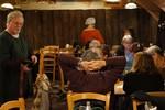 """Bild: Eulenspiel's HISTORISCHE TANZTAVERNE mit """"CUNCTI SIMUS"""""""